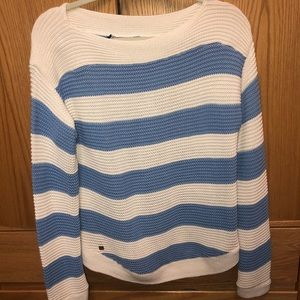 crew neck striped Ralph Lauren sweater